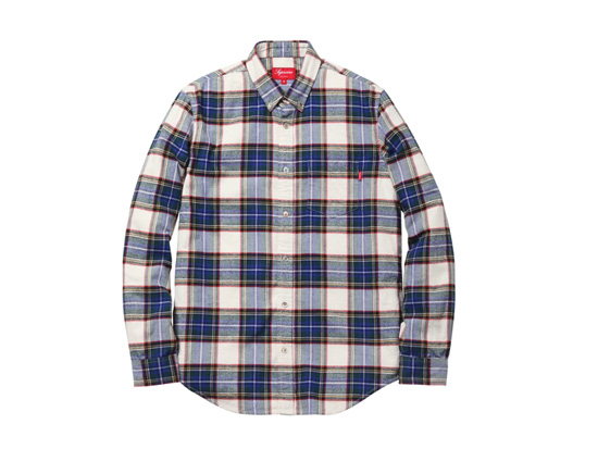 b996f20a073 Supreme - Tartan Plaid Shirt - UG.SHAFT