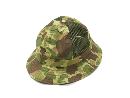f4a500a69d3 Supreme - Side Mesh Bell Hat Camo(M L) USED 状態A - UG.SHAFT