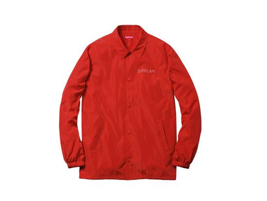 Supreme Schminx Coaches Jacket Ug Shaft