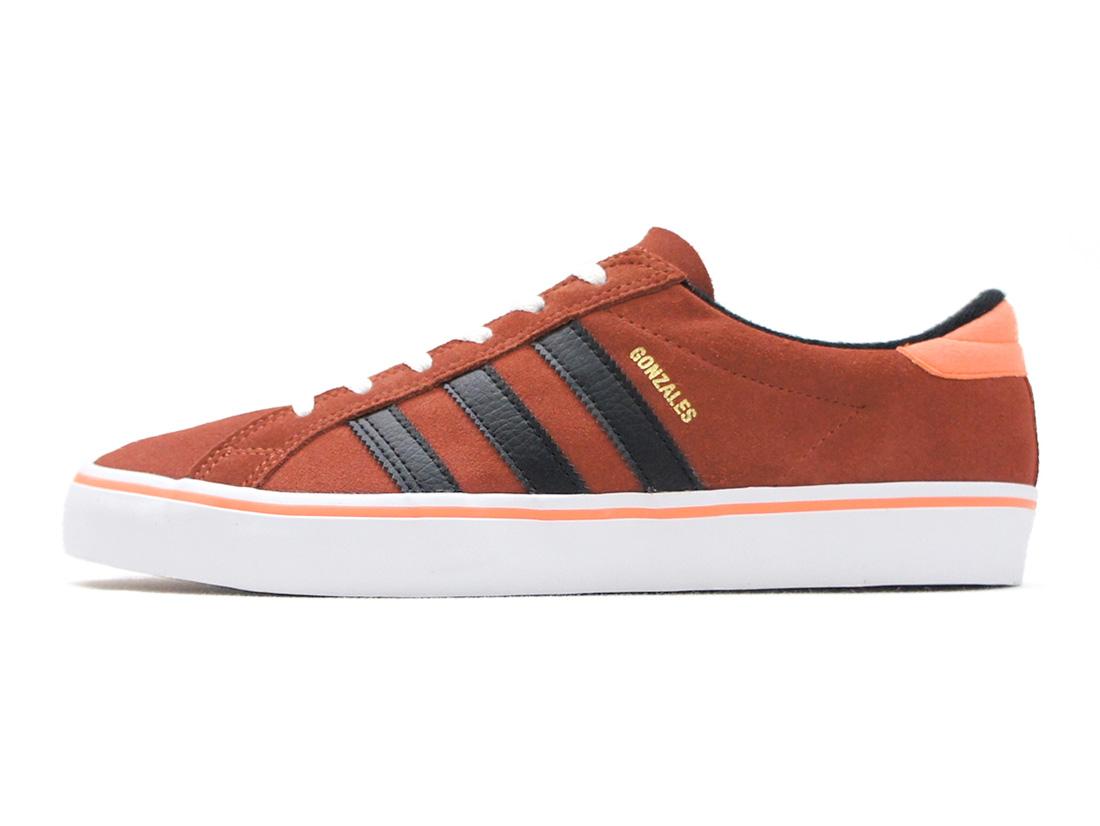 finest selection abd3c 89056 adidas skateboarding - Americana Vin GONZ - S.Brown - UG.SHAFT