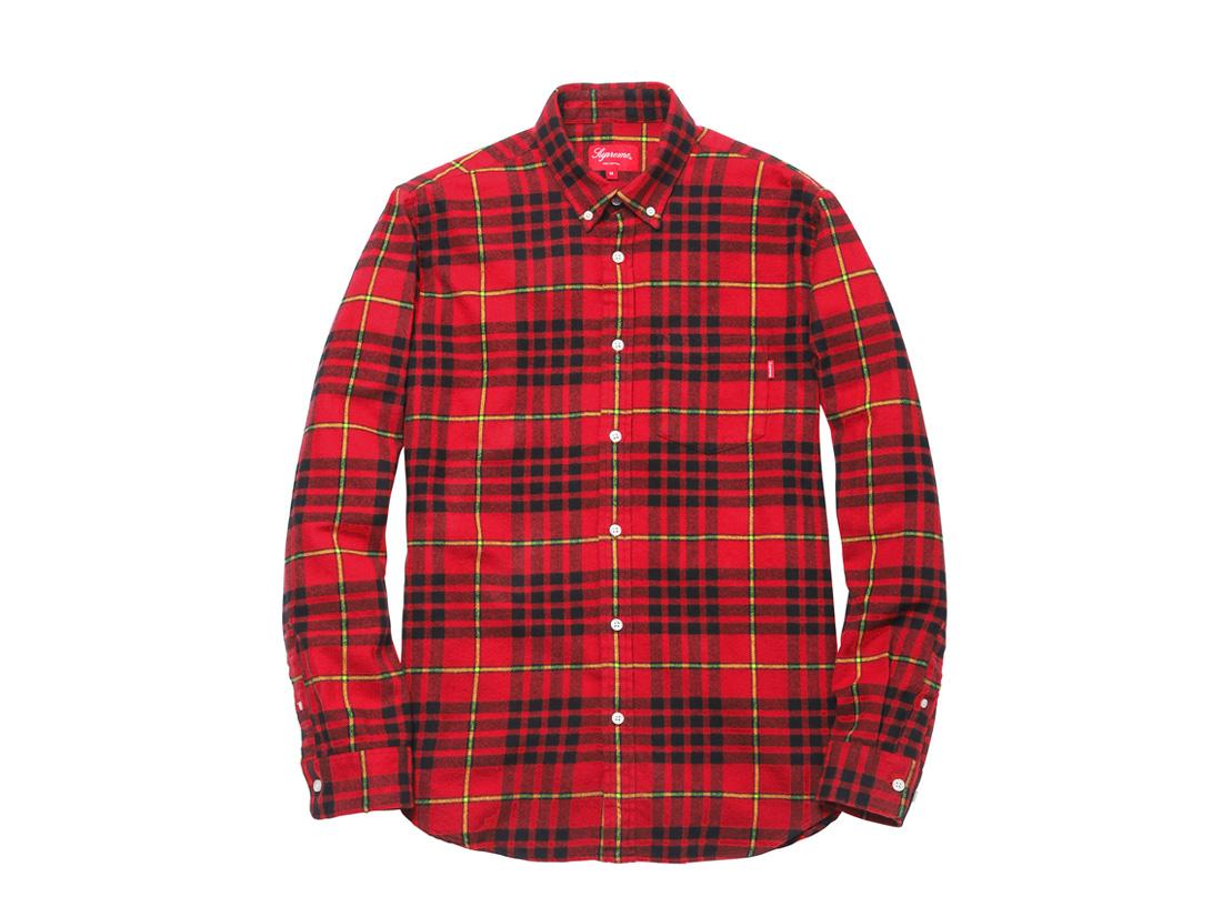 6e8913cb560 Supreme - Tartan Flannel Shirt - UG.SHAFT